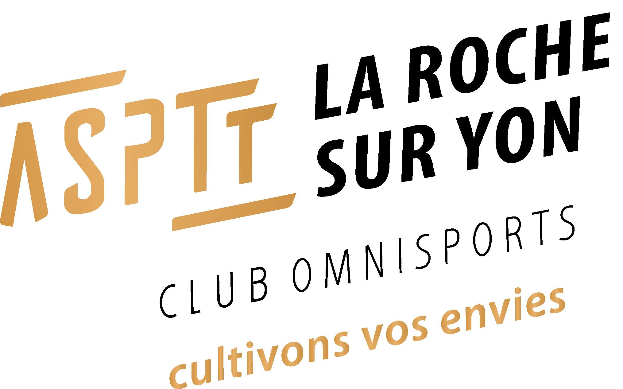 ASPTT La Roche sur Yon, votre club Omnisport, 1 club - 5 activités